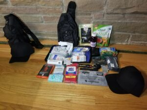 Lightweight Deluxe Get Home Safely Bag